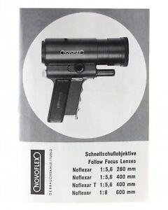 Gebrauchsanleitung-Novoflex-Schnellschussobjektive-Follow-Focus-Lenses