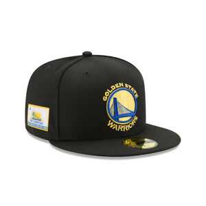 653a8785803 Golden State Warriors 6 Time NBA Finals Champions 59Fifty Side Patch ...