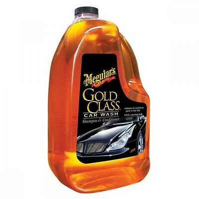 Meguiars Gold Class Shampoo and Conditioner 1.89L Brand New, Free UK P&P