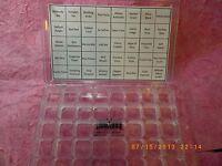 Dauber - Daubers Storage Box Case + Using Stampin Up Labels