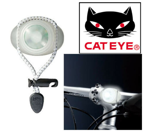 New Cateye Front Loop Led Light SLLD110w White