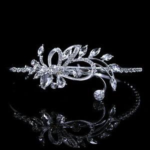 8x4cm-Big-Flower-Bridal-Bridesmaid-Prom-Party-Crystal-SIDE-Tiara-Headband