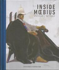 Moebius – Inside Moebius « L'alchimie du trait » catalogue d'exposition