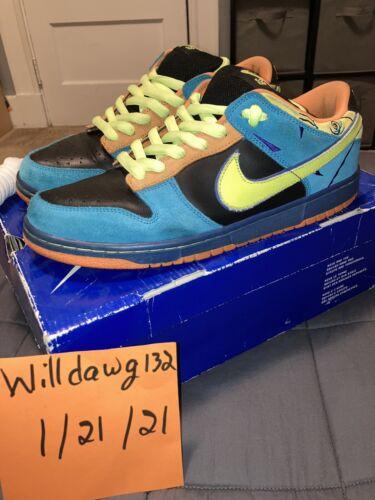 Nike Dunk SB Skate or Die Size 11