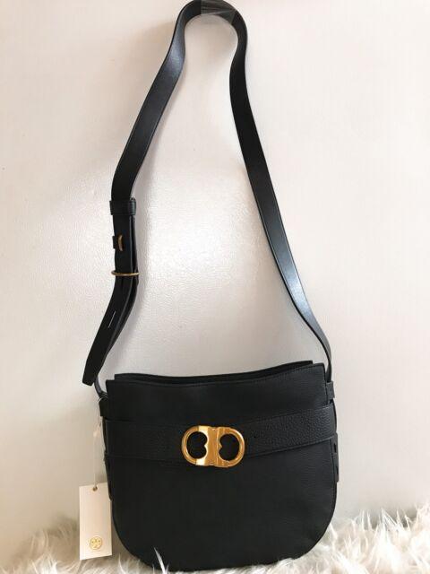 f3f79a4beee8 Tory Burch Gemini Link Cross Body Bag Black for sale online