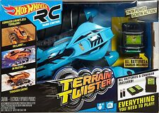 Hot Wheels RC Terrainiac Terrain Twister 27 MHZ Baby Blue NEW CXL04