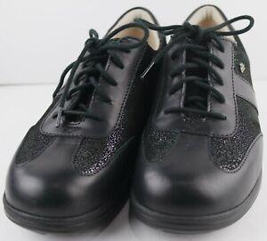 Size Black Finn Sneaker Women's Details About 5 Comfort Lazio Fashion 5 shCQtrdx