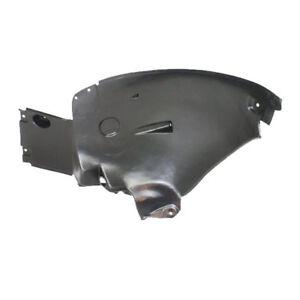 Plastic For Sierra 1500 07-13 Passenger Side Fender Splash Shield Front