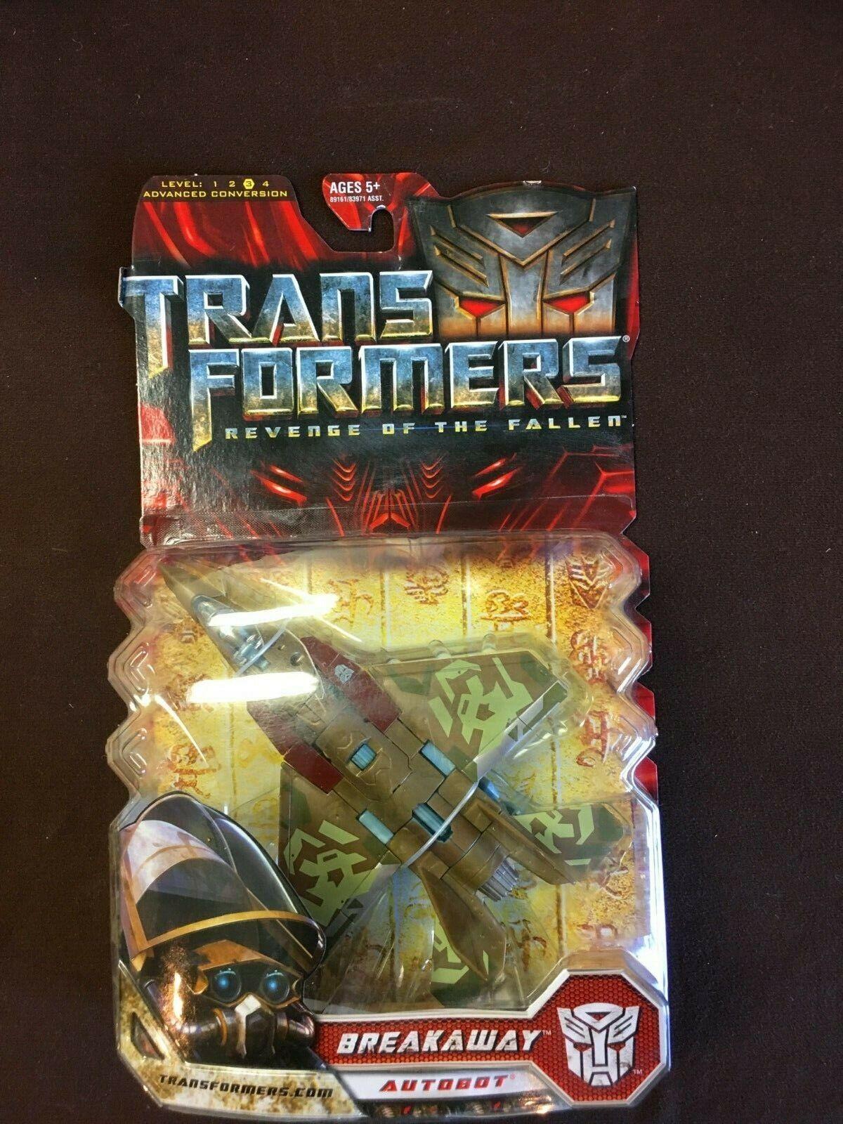 Transformers la venganza de caído Breakaway Autobot Fighter Jet TF imiscimosc MIB