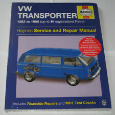 Reparaturanleitung VW Bus Caravelle Transporter T3 Wasserboxer, 1982 - 1990