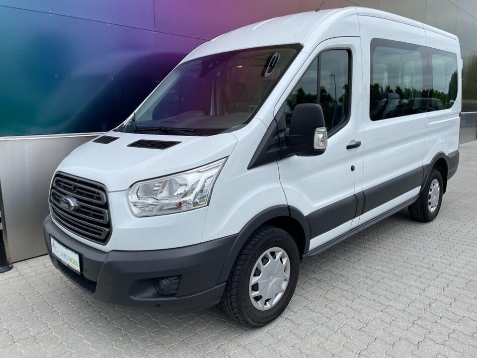 Ford Transit 350 L2 Kombi 2,0 TDCi 130 Trend H2 FWD, Diesel,