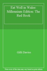 Eat-Well-in-Wales-Millennium-Edition-The-Red-Book-By-Gilli-Davies