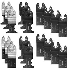 20pcs Dewalt Multi Tool Oscillating Saw Blades For Fein Bosch Multimaster Makita