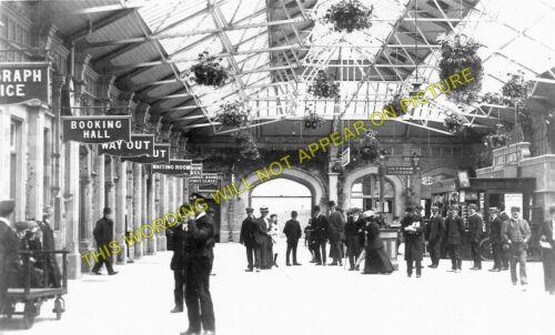 1 Morecambe Promenade Railway Station Photo Midland Railway.