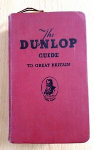 The-Dunlop-Guide-to-great-Britain-12th-Edition-Hardback-Great-Condition