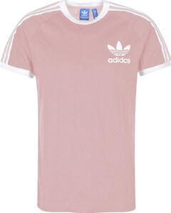 Détails sur Adidas Originals California T Shirt Rose afficher le titre d'origine