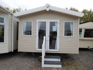Perfect Static Caravan For Sale Off Site Only Double Glazed And Central Heated