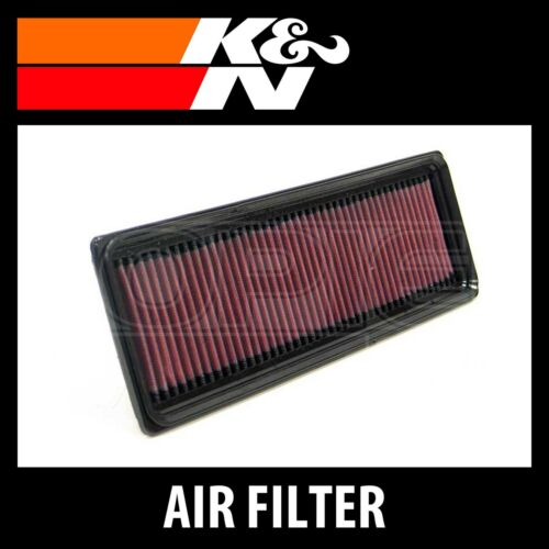 K/&N High Flow Replacement Air Filter 33-2847 K and N Original Performance Part