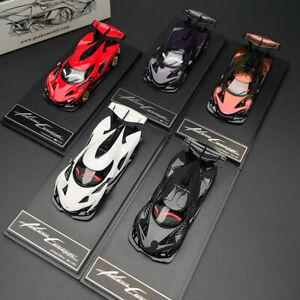 Limited-PEAKO-1-64-Apollo-IE-Intensa-Emozione-Car-Model-Collection-New-in-Box