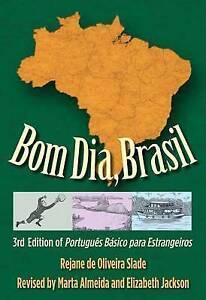 Bom-Dia-Brasil-3rd-Edition-of-Portugues-Basico-para-Estrangeiros-by-Slade-Rej