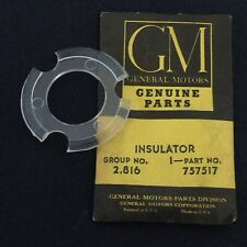 g] NOS 50-54 Fleetline 53-55 Corvette Horn Blowing Ring Insulator Pivot 757517