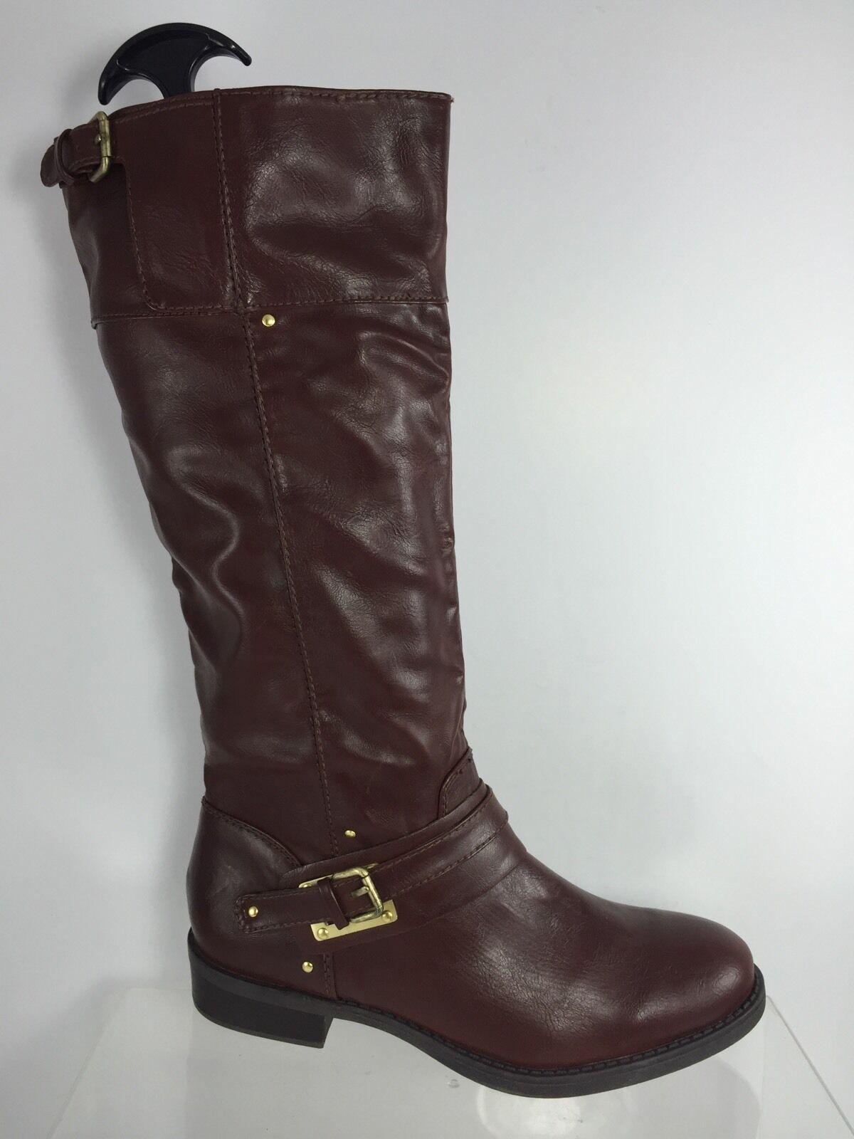 Dolce Vita Damenschuhe Braun Knee Stiefel 8.5
