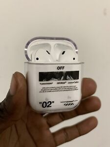 New Off White Airpods Case Nike Supreme Bred Jordan Adidas Hype