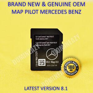 Automotive fits 2015 To 2018 Latest Mercedes-Benz SD Navigation Card Part # A2139069903