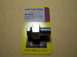 Oil Pan Drain Plug Drain Plug Kit Oil Transmission