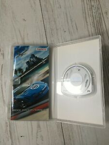 USED-PSP-Ridge-Racers-JAPAN-Sony-PlayStation-Portable-import-Japanese-game-FS