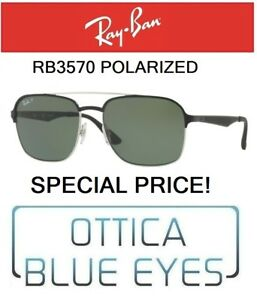 b8be284f9eb RAYBAN RB 3570 9004 9A Sunglasses Ray Ban Special Price Polarized ...