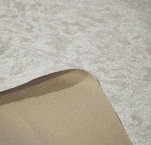 Mv01g Ivory Cream Diamond Crush Shimmer Velvet Style Bolster Case Yoga Neck Case
