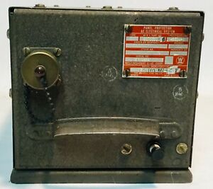 Airplane-panel-protection-electronical-system-Unit-by-WEC-England