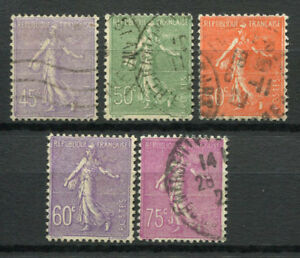 Francia-1924-Usato-100-Seminatrice