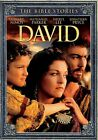 Bible Stories: David (2016, DVD New)