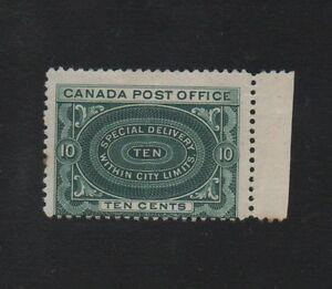 CANADA..N° 1xx 10 c VERT .1898 LETTRE EXPRESS...COTE 90 €. PRIX: 9,95 € - France - N 1 .ANNEE 1898 NEUF SANS TRACE DE CHARNIERE. BON ETAT. BORD DE FEUILLE. COTE : 90 €. VOIR SCAN. - France