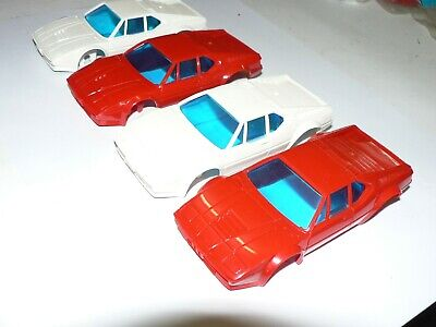 4 Carrozzerie Carrera Car Racing Bmw M1 Rosso E Bianco Per Bricolage