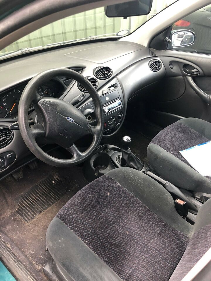 Ford Focus, 1,6 Ambiente stc., Benzin
