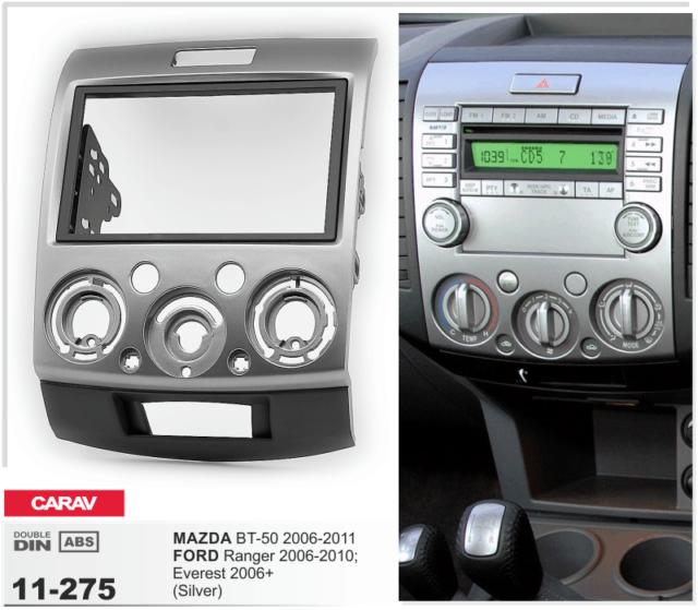 Carav 11-275 - marco para radios de doble DIN | eBay