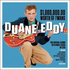 DUANE EDDY - 1.000.000 $ WORTH OF TWANG 2 CD NEU