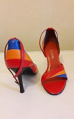 Rosa Rosa Zapatos Talla 4.5