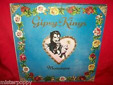 GIPSY KINGS Mosaique LP 1989 FRANCE First Pressing + Inner MINT-