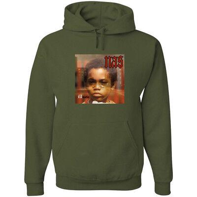 21 Savage Red Box Logo Hoodie Hip Hop Rap esskeetit Merch Neuf Militaire Vert