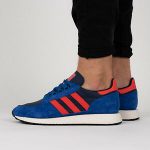 discount sale ecbce 6e146 Image is loading MEN-039-S-SHOES-SNEAKERS-ADIDAS-ORIGINALS-FOREST-