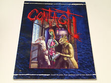 Shatterzone RPG: Contact! 1994 1st printing West End Games 21011