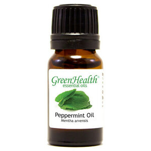 10-ml-Peppermint-Essential-Oil-100-Pure-GreenHealth