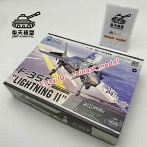 Third Version, Without Weapon 1:48 F-35B Lightning II Kitty Hawk KH80102