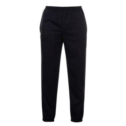 2 Pairs Slazenger Closed Hem Fleece Pant Tracksuit Bottoms Jogging Pant XS 4XL