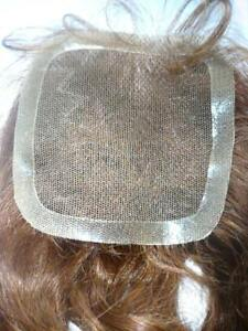 Lace-Closure-Silk-Top-Frontal-Topper-Remy-Human-Hair-Remi-Partial-Wig-all-Sizes