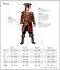 thumbnail 2 - Monster Hunter The Witcher ADULT Costume NEW